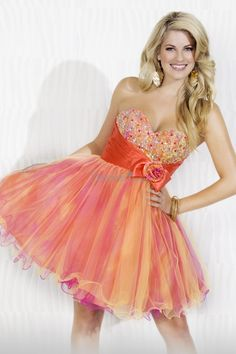 Eye-catching Sweetheart Neckline Sweet 16 Dress Features Delightful Ribbon Belt