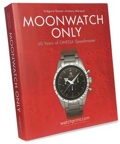 The Speedmaster is a timeless watch icon that has significantly evolved since its creation in 1957, a fact that sometimes makes it hard to identify certain models, particularly older ones. After several years of research and observation, the authors have created a technical, systematically and attractive book intended to become the reference work for this model. ISBN: 978-2-940506-17-0