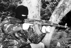 IRA fighter