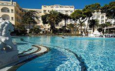 Grand Hotel Quisisana Capri Italy Swimming Pool