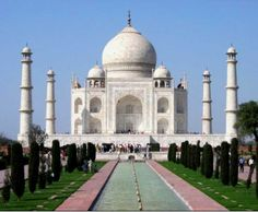 -Famous Buildings of the world. Would love to go again.