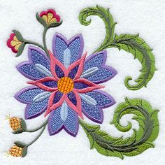 Machine Embroidery Designs at Embroidery Library! - Color Change - E3658