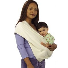 a7ceeaa893f New Native Organically Grown Cotton Baby Carrier in Natural Flannel