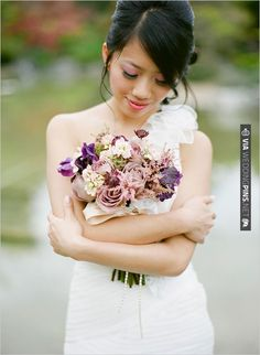vintage bouquet | VIA #WEDDINGPINS.NET