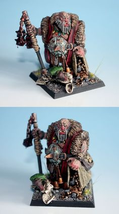 Ogre Maneaters - Page 44 Warhammer Ogre, Warhammer Paint, Warhammer Fantasy, 28mm Miniatures, Fantasy Miniatures, Jaina Proudmoore, Minis, Fantasy Model, Mini Paintings