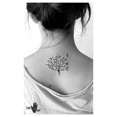 El árbol luna para la pianista!!! #árbol #tattooink #tattoolife #tattoolovers…
