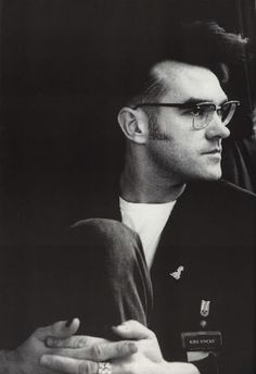 Morrissey - Marmite man - you either love him - or hate him - I love his music Moz Morrissey, The Smiths Morrissey, Jim Morrison, Will Smith, Johnny Marr, Charming Man, Popular Music, The Beatles, Handsome
