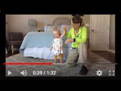 I am producing this video series with my co-instructor, Myla Sunshine, who is a beautiful girl who has low tone and Down syndrome. She lives 250 miles from m. Physical Therapy Exercises, Pediatric Physical Therapy, Physical Therapist, Gross Motor Activities, Perfect Strangers, Cerebral Palsy, Helping Children, Down Syndrome, Pediatrics