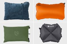 Under the Stars: 8 Best Camping Pillows | HiConsumption