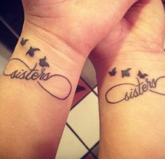 Tattoos for girls on wrist infinity | dpjunk.
