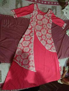 Salwar Neck Designs, Kurta Neck Design, Dress Neck Designs, Stylish Dress Designs, Kurta Designs, Girls Dresses Sewing, Stylish Dresses For Girls, New Designer Dresses, Indian Gowns Dresses