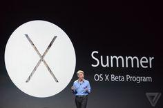 Mac OS X 10.10 Yosemite Download: kostenlose Beta für 1 Million Nutzer! - http://apfeleimer.de/2014/06/mac-os-x-10-10-yosemite-download-kostenlose-beta-fuer-1-million-nutzer - Apple stellt nicht nur iOS 8sondern auch OS X 10.10 Yosemite zum Download für Entwickler bereit. Außerdem startet Apple mit OS X Yosemite ein außergewöhnliches Programm:1 Million Nutzer können OS X Yosemite bereits vor der offiziellen Veröffentlichung testen und kennenlernen. Wer bereits heut