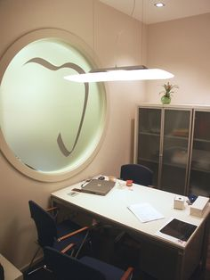 Reforma de Clínica Dental en San Sebastián / Donostia, Guipúzcoa, Spain. Proyecto realizado por Javier Yrazu Bajo. Crokis Proyectos. +34629447373