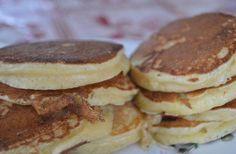 Les pancakes aux pommes : une façon simple et économique de mettre un peu de bonheur dans ton goûter.