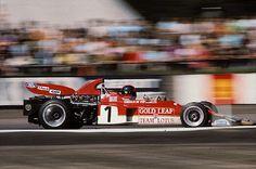 1970 Emerson Fittipaldi, Lotus 49C Ford