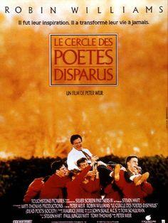Le Cercle des poètes disparus est un film de Peter Weir avec Robin Williams, Ethan Hawke. Synopsis : Todd Anderson, un garçon plutôt timide, est envoyé dans la prestigieuse académie de Welton, réputée pour être l'une des plus fermées et austères des É