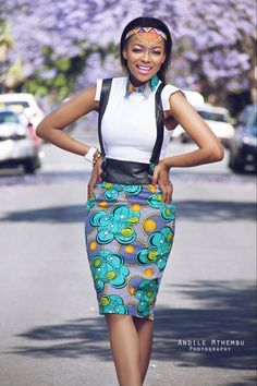 We are starting 2016 off on a glamorous fashion note with theses exquisite Ankara outfits. The evolution of Ankara styles and trends in phenomenal. The fashion world has been hit… African Inspired Fashion, African Dresses For Women, African Print Dresses, African Print Fashion, Africa Fashion, African Attire, African Wear, African Fashion Dresses, African Women
