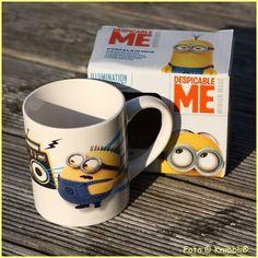 Porzellan Tasse Minions Nr 1