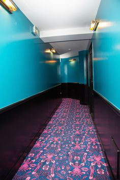 """Where to stay in Paris? At the """"Grand amour hotel""""!!! Why ? Penis on the floor ! #hotelinteriors #paris #france"""