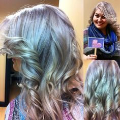 Icy blonde by Brittany Paige 011515