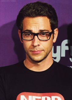 Zachary Levi I need to stop pinning middle aged men. I will as soon as they stop being attractive. Which is never.