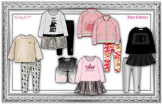 Juicy Couture Inf Tod Girl Sets - Hol 17 on Behance
