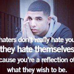 Drake's lyrics are amazing
