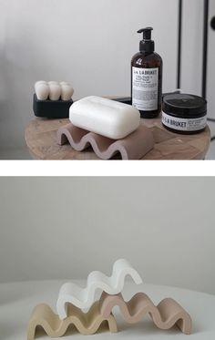 Diy Air Dry Clay, Diy Clay, Clay Crafts, Raku Pottery, Pottery Art, Ceramic Soap Dish, Ceramic Clay, Soap Dishes, Clay Art Projects