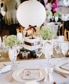 6 ideas para una boda temática inspirada en UP | Blog Bodas con detalle