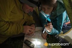 Professional flashlights and headlamps Outdoor Pictures, Campers, Map, Reading, Travel Trailers, Location Map, Word Reading, Maps, Recreational Vehicle