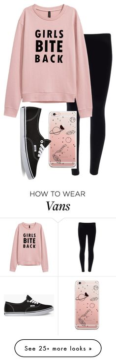 """Happy V Day"" by alwaysapotter-head on Polyvore featuring Vans"