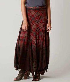 Gimmicks Plaid Skirt