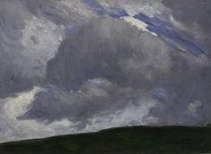 Otto Modersohn, Die Wolke, 1890