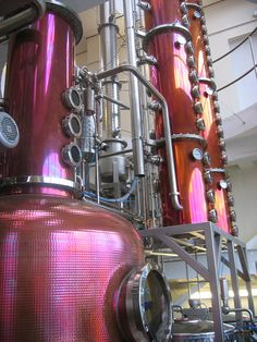 Adnams Copper Distillery    Adnams celebrated the 1st birthday of the Copper Distillery