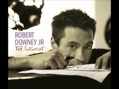 Robert Downey Jr - The Futurist. Nr 04 - YouTube