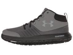 Under Armour UA Overdrive Fat Tire Men's Boots Graphite/Black/Aluminum