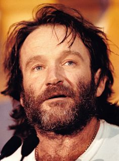 Robin Williams - Look at the depth in those eyes...