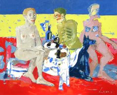 Polish artist Zbigniew Leuszniewicz