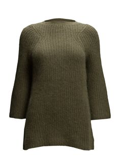11b1223cb69 DAY - Day Erica Purl stitch knitted Purl stitch knitted sweater Wool  creates a breathable and