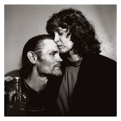 "Chet Baker and Diane Vavra, Rennes (France), 1987 -by Richard Dumas [+] (ref.: magazine culture) Great serie on Chet Baker chez shinc-loves ! borntoulouse: "" Chet Baker and Diane Vavra "" Free Jazz, Michel Polnareff, Blue Soul, Chet Baker, Count Basie, Art Corner, Miles Davis, Jazz Blues, Funny Valentine"
