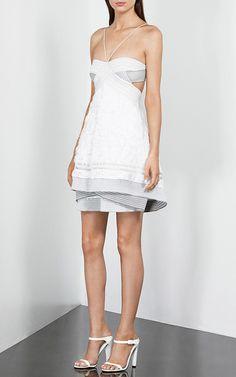 Lielle Dress by Jonathan Simkhai for Preorder on Moda Operandi