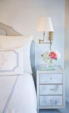 Bedrooms--Wall Sconces via Decorpad