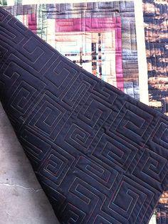 Customer quilt by lolablueocean, via Flickr