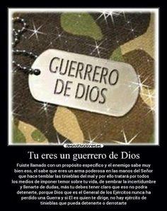 Guerrero de Dios...