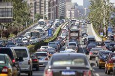 特亜ボイス: 同じ大都市なのに…、北京の交通渋滞が東京よりひどいのはなぜなのか 中国ネット「渋滞するのは、交通ルー...