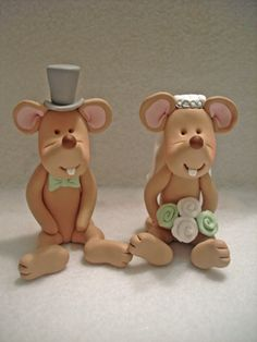 Monkey Wedding Cake Toppers Uk