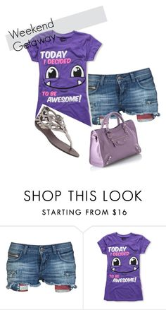 """""""Sexxyyy beast"""" by melody-rose-cardarelli ❤ liked on Polyvore featuring Rockstar Sushi, Balenciaga and Dolce Vita"""