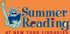 Summer Reading at New York Libraries website - Browse through for reading-related games, puzzles, quizzes, reading lists, book reviews, events, and so much more.
