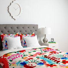 Deb Haugen Mexican Surf Trip Duvet Cover | DENY Designs Home Accessories