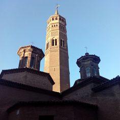 Atardecer en la iglesia de San Pablo #zaragoza #regalazaragoza #zaragozapaseando #zaragozaturismo #zaragozadestino #miziudad #zaragozeando #mantisgram #magicaragon #loves_zaragoza #loves_aragon #igerszaragoza #igerszgz #igersaragon #instazgz #instamaños #instazaragoza #zaragozamola